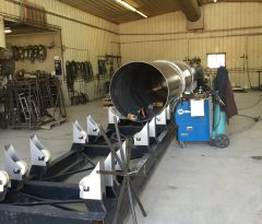 Custom Build Tubes 48″