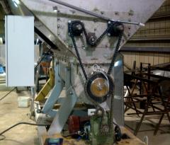 Custom Hopper Conveyor System